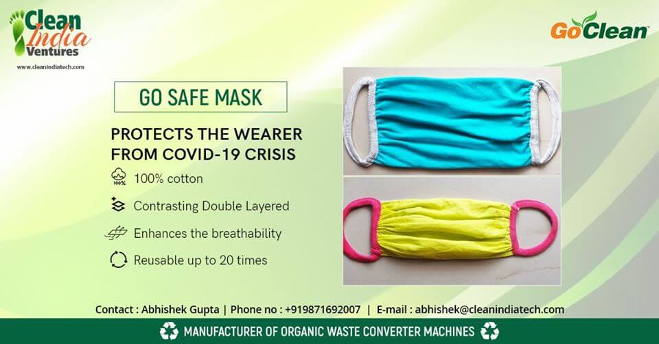 wearing a mask important during Coronavirus pandemic
