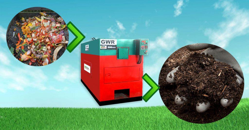 Decentralize Horticulture Waste Management